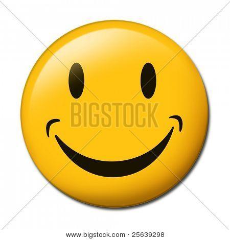 Ein universal-Smiley-Symbol.