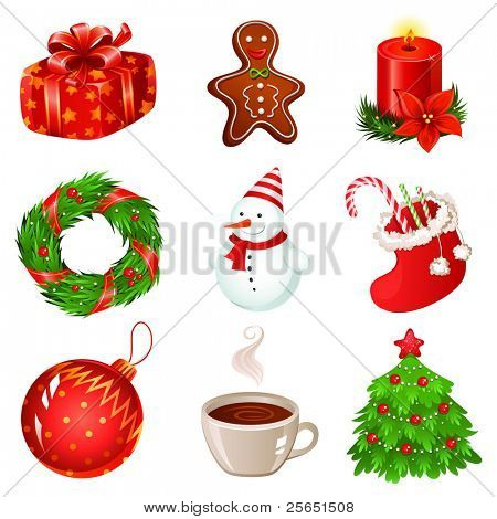 Christmas Icon-set