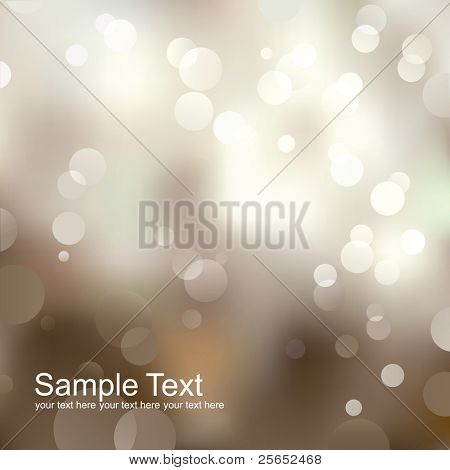 Abstract  light background.Vector.