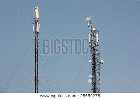 Telecomunications antennas