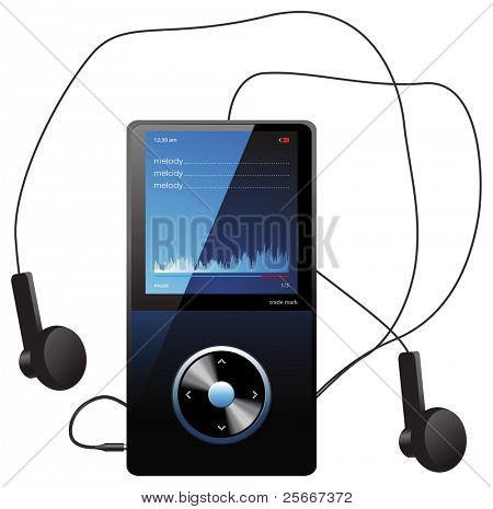 mp3 player - projeto Original