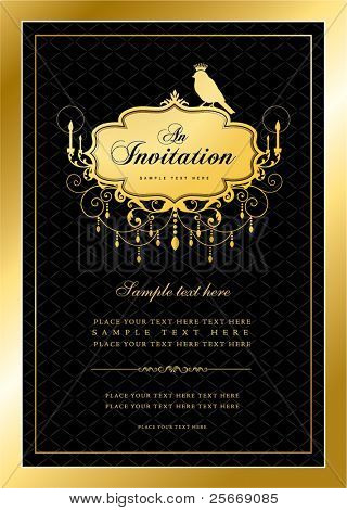 Invitation card