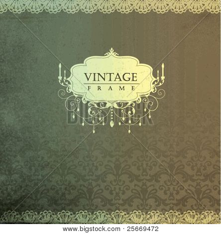 vector vintage background