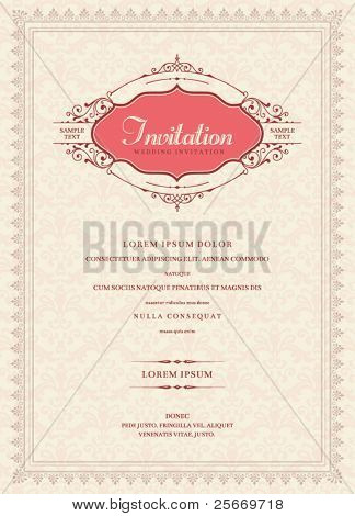 Einladung-Kartengestaltung