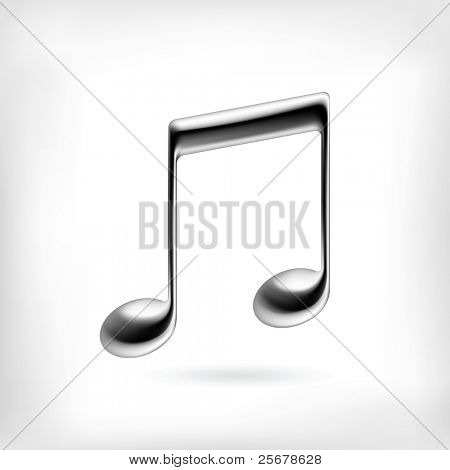 Music note  • Find more music notes in my portfolio •