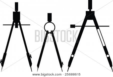 Vector compasses