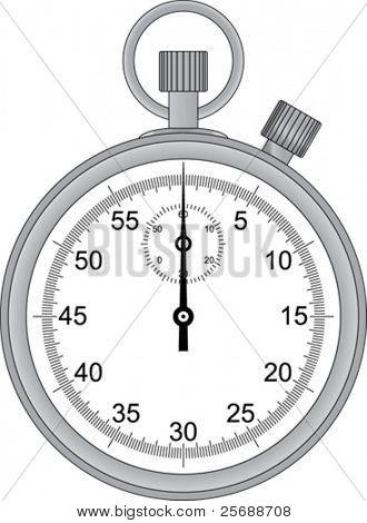 Cronómetro de Vector