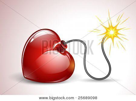Vector Love Bomb