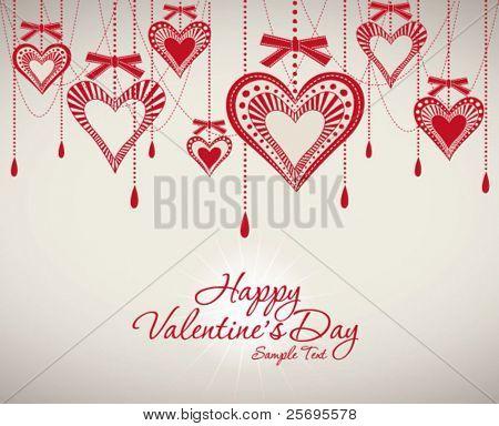 Valentine background 18