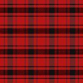 Macdonald Tartan Pattern. Scottish Cage. Scottish Checkered Background. Traditional Scottish Ornamen poster