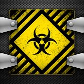 picture of bio-hazard  - Bio - JPG