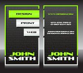 business card 42