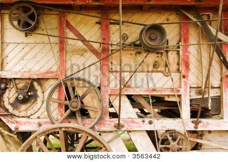 Retro Farm Machine