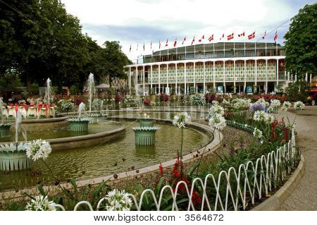 The Concert Hall Tivoli Gardens Denmark