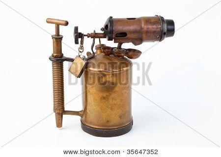 Soldering burner