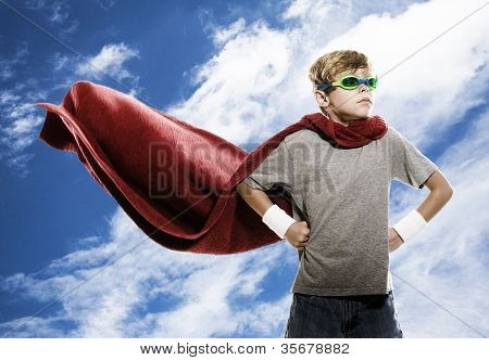 Young Super Hero