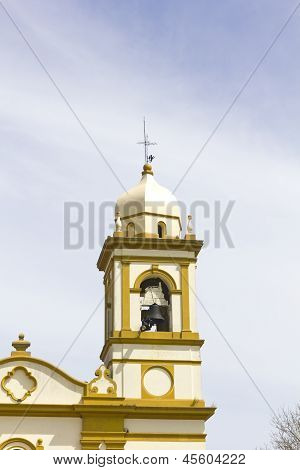 Spanish Colonial-style Bell Tower