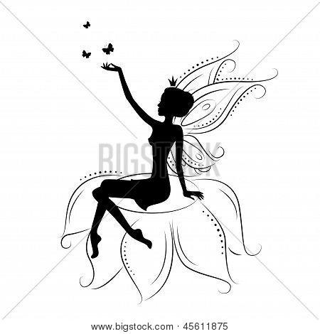 Beautiful fairy.