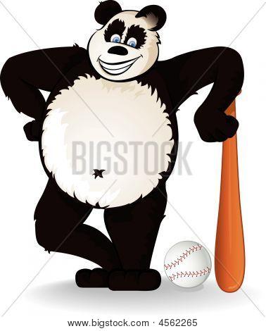 Baseball Panda