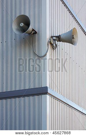 Public Loudspeaker
