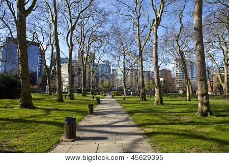 Paddington Green In London