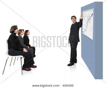 Bedrijfspresentatie In een kantoor 2