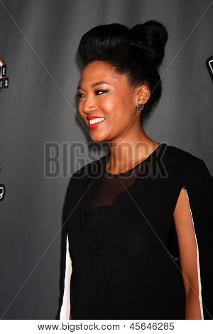 LOS ANGELES - MAY 8:  Judith Hill arrives at
