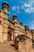 foto of mughal  - India tourist attraction  - JPG