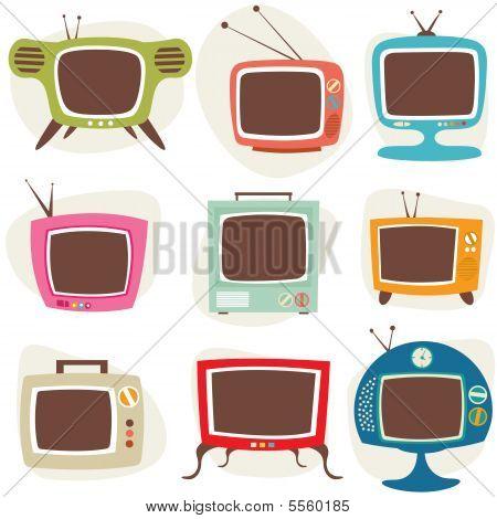 Televisor retro