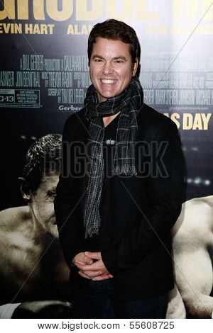 NEW YORK-DEC 16: Producer Mark Johnson attends the world premiere of