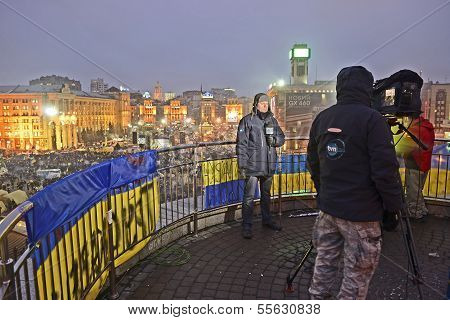 Rafal Poniatovski, Tvn24, Poland