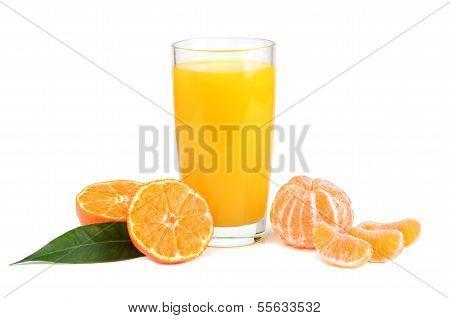 Tangerines And Juice