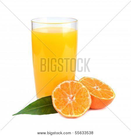 Juice From Tangerines