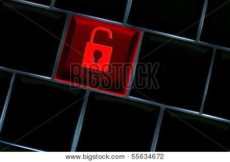 Online Hack-Konzept