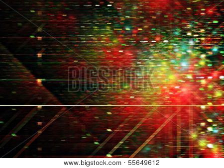 abstract Christmas colors background texture