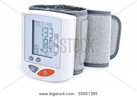 Modern Digital Blood Pressure Measurement Equipment