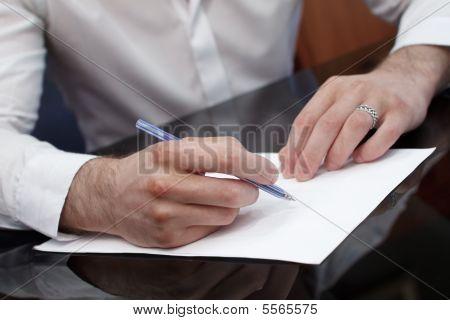 To Write The Cv, Resume, Brief