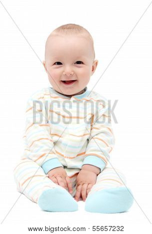 Beautiful Laughing Baby