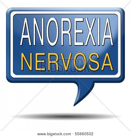 anorexia nervosa eating disorder with under weight as symptoms needs prevention and treatment is caused by extreme dieting, diet and bulimia can cause it