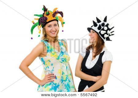 Two Women Actors