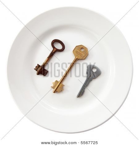 Choice A Key For Your Door.