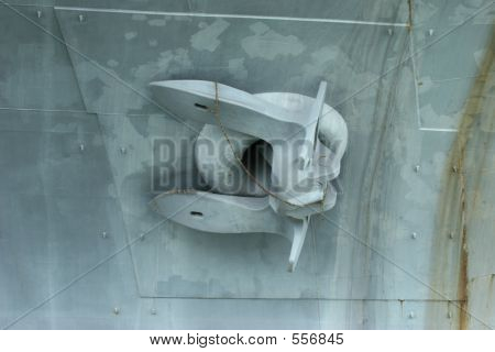 Aircraft Carrier Anchor