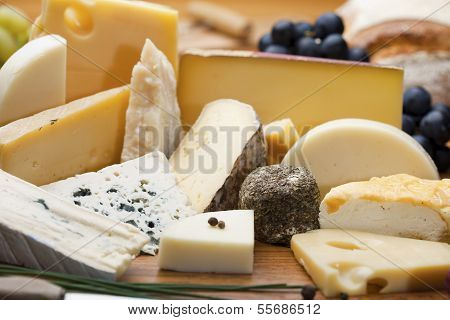 Tray With Cheese