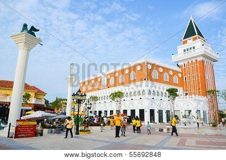 The Venezia Hua Hin,thailand