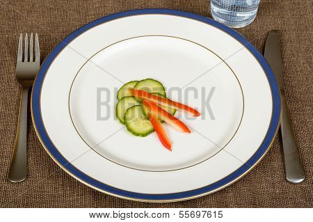 Slim Dish For Dieting