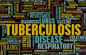 image of tuberculosis  - Tuberculosis Concept as a Medical Research Topic - JPG