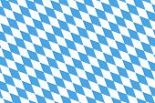 Bavarian Flag Pattern