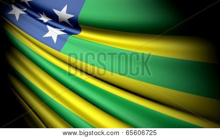 Flag of Brazil (Goias)