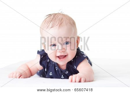 Cute Infant Girl