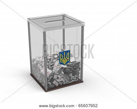 Ukrainian  election